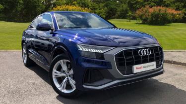 Used Audi Q8 Cars For Sale Bristol Street Motors