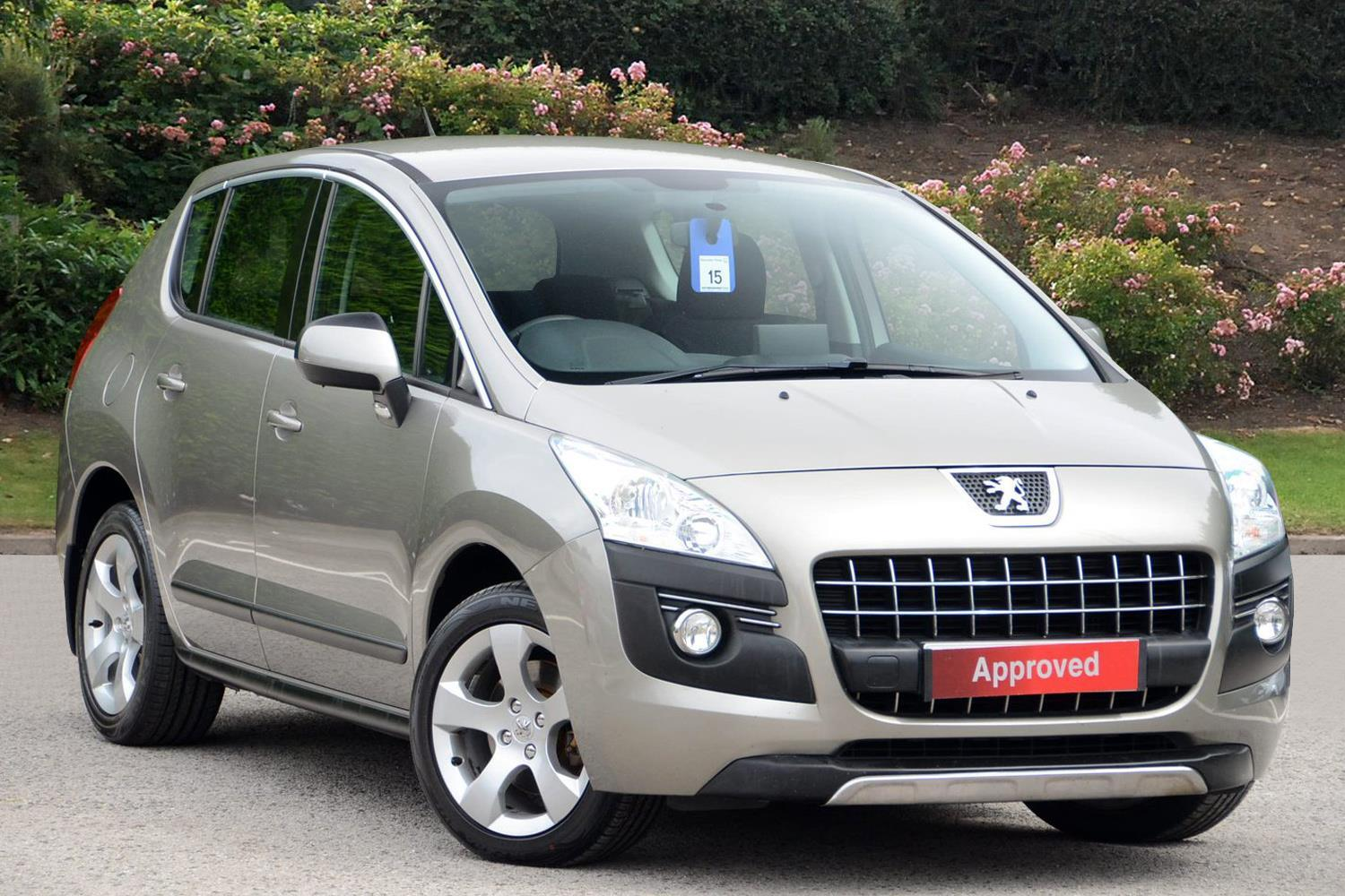 used peugeot 3008 2 0 hdi 150 sport 5dr diesel estate for. Black Bedroom Furniture Sets. Home Design Ideas