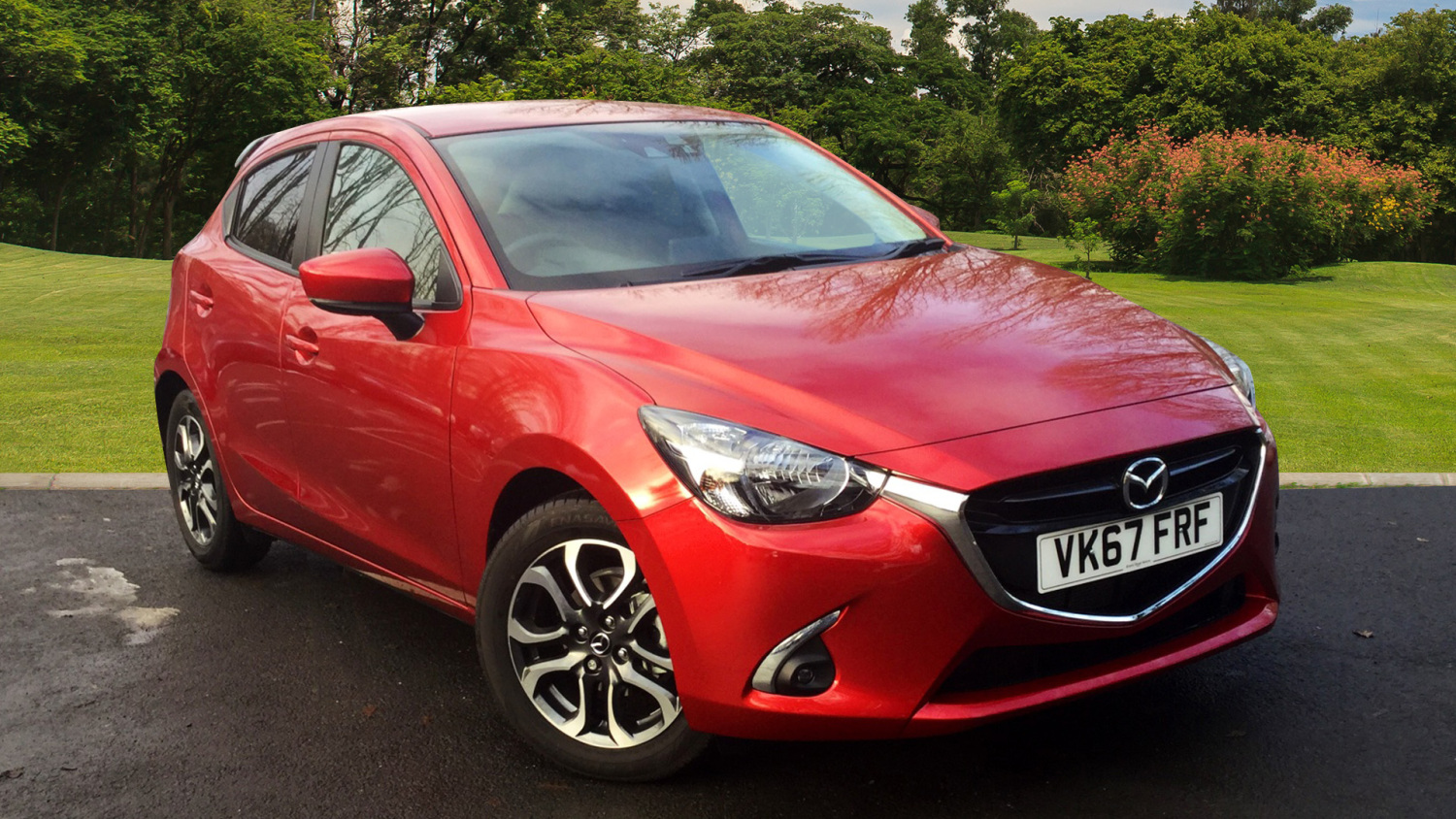 used mazda 2 1 5 sport nav 5dr petrol hatchback for sale bristol street motors. Black Bedroom Furniture Sets. Home Design Ideas