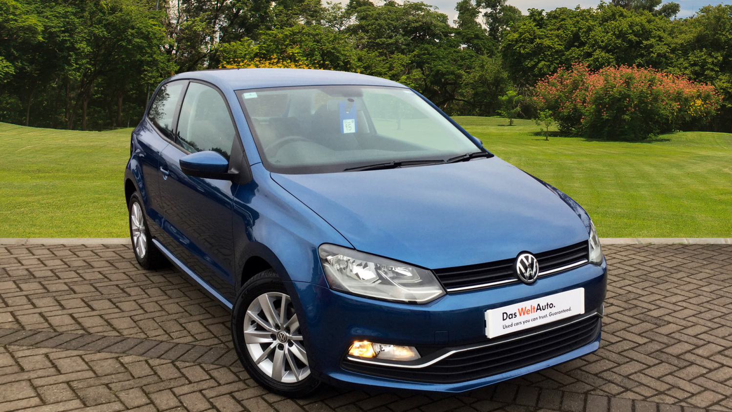 used volkswagen polo 1 2 tsi se 3dr petrol hatchback for. Black Bedroom Furniture Sets. Home Design Ideas