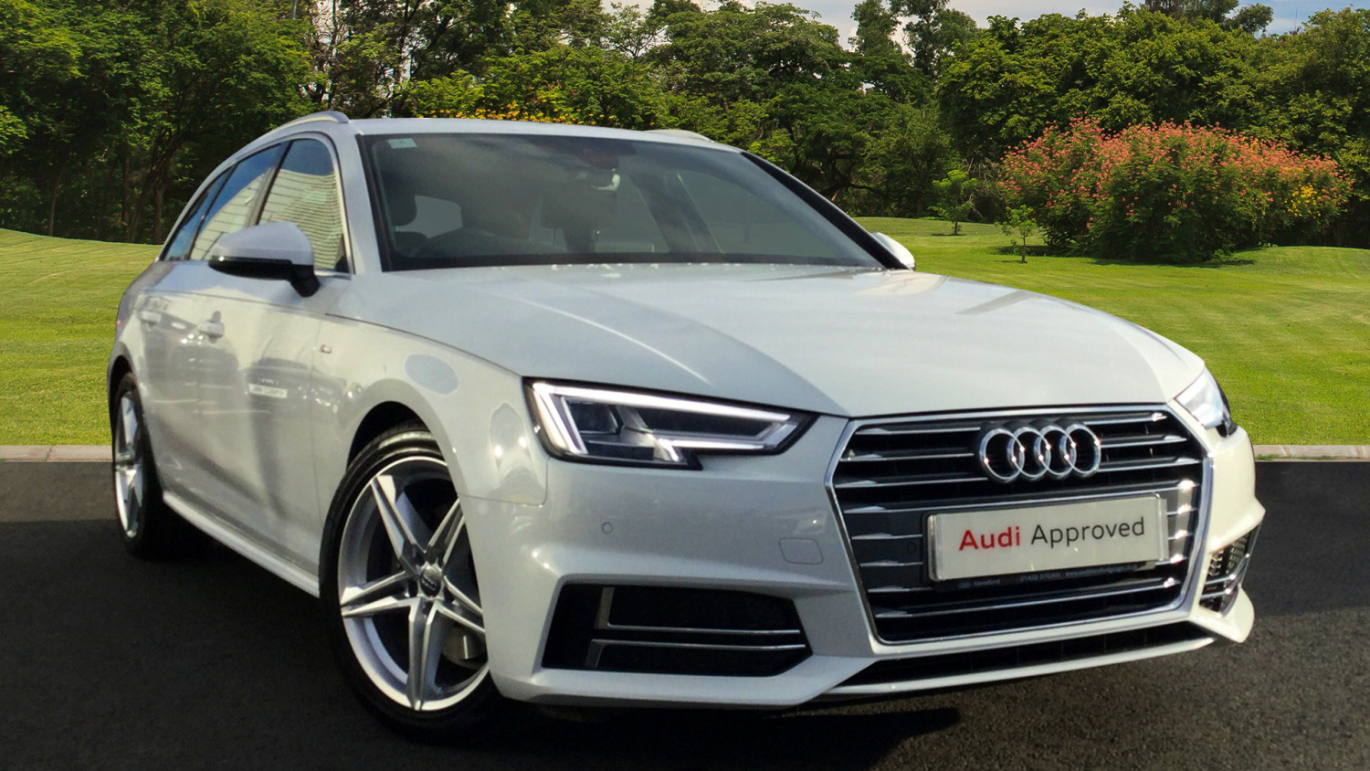 Used audi a4 avant estate for sale