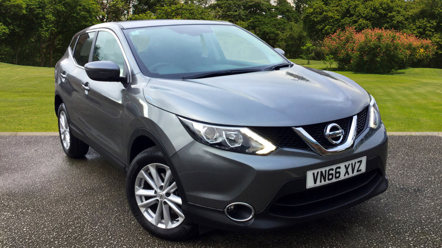 used nissan qashqai 1 5 dci acenta 5dr diesel hatchback for sale bristol street motors. Black Bedroom Furniture Sets. Home Design Ideas