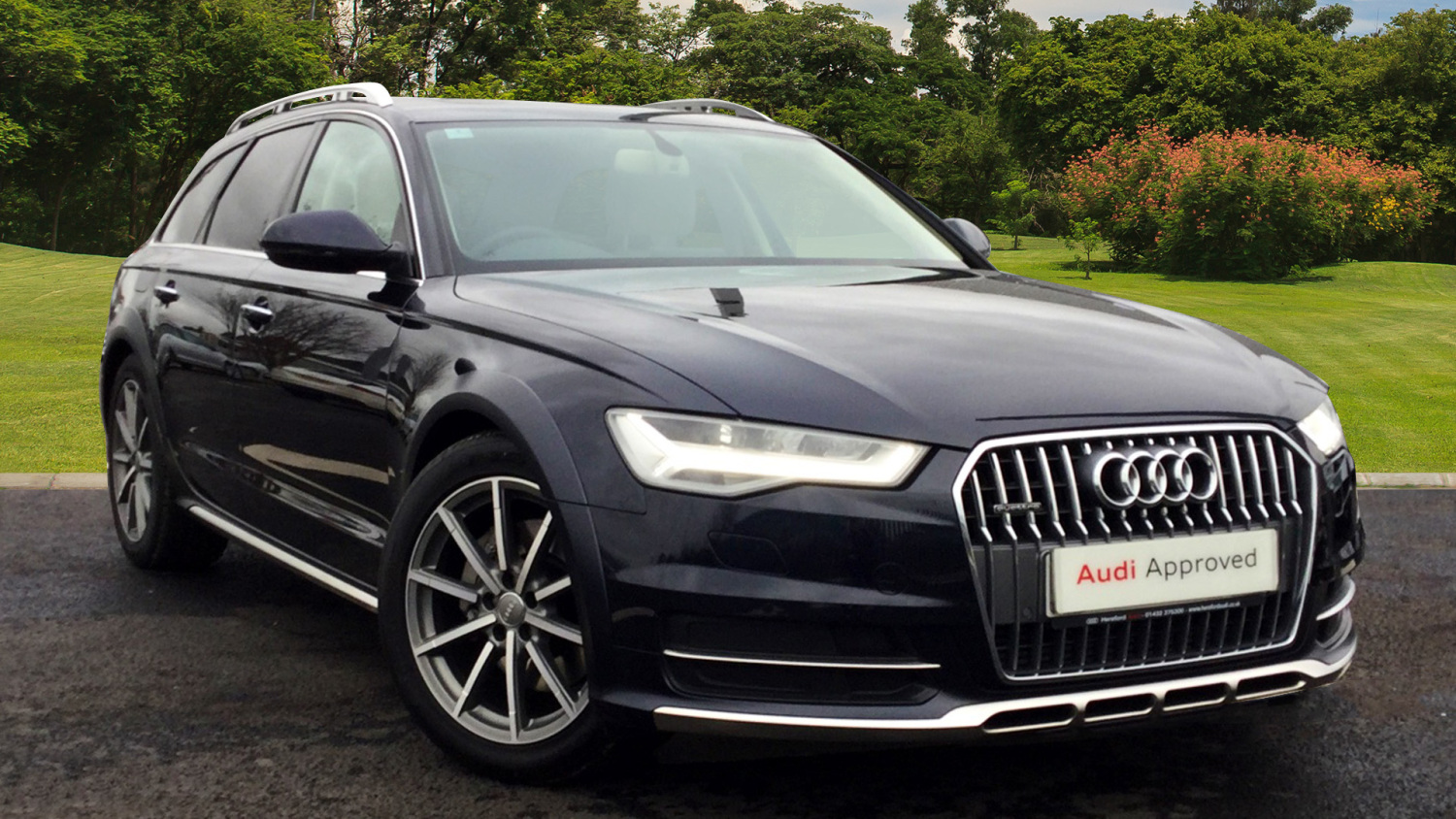 used audi a6 allroad 3 0 tdi 272 quattro sport 5dr s. Black Bedroom Furniture Sets. Home Design Ideas