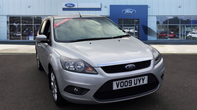 Ford Focus 1.6 Zetec 5dr Auto Petrol Estate