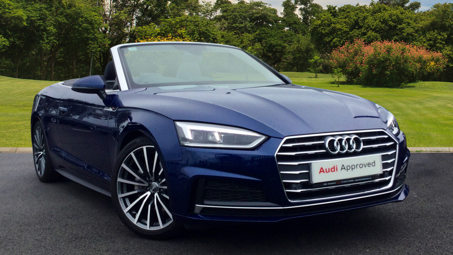 Used Audi A5 2 0 Tdi S Line 2dr S Tronic Diesel