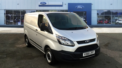 Ford Transit Custom 290 Swb Diesel Fwd 2.0 Tdci 130Ps Low Roof Van