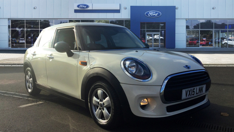 Mini Hatchback 1.2 One 5dr Petrol Hatchback