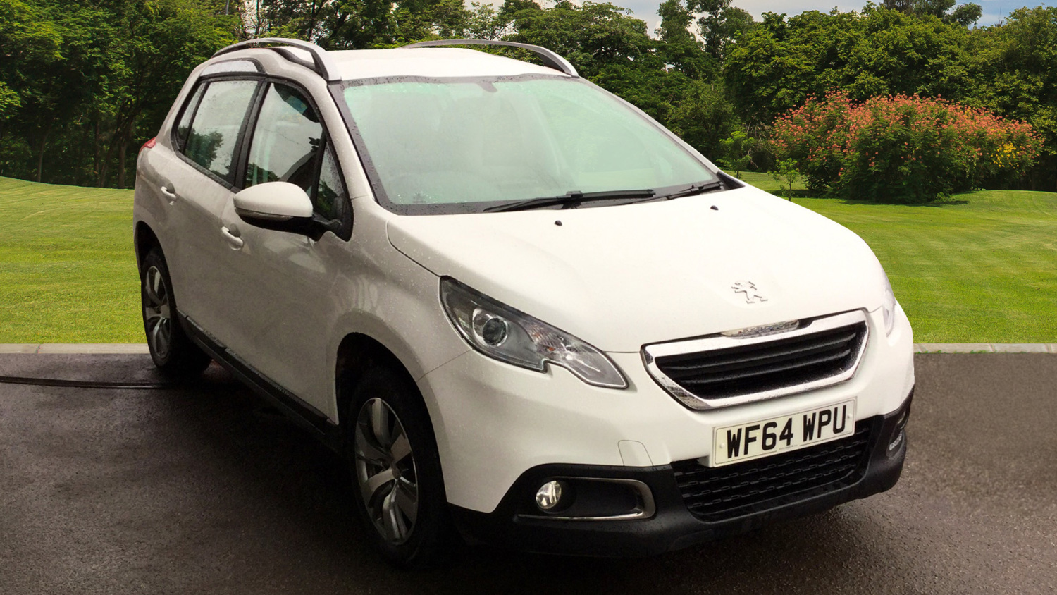 used peugeot 2008 1 6 e hdi active 5dr diesel estate for. Black Bedroom Furniture Sets. Home Design Ideas