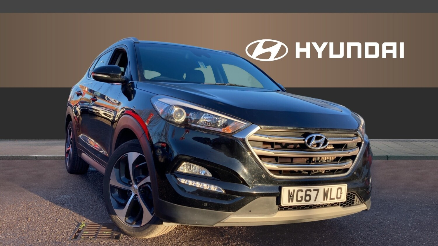 used hyundai tucson 1 7 crdi blue drive premium 5dr 2wd. Black Bedroom Furniture Sets. Home Design Ideas