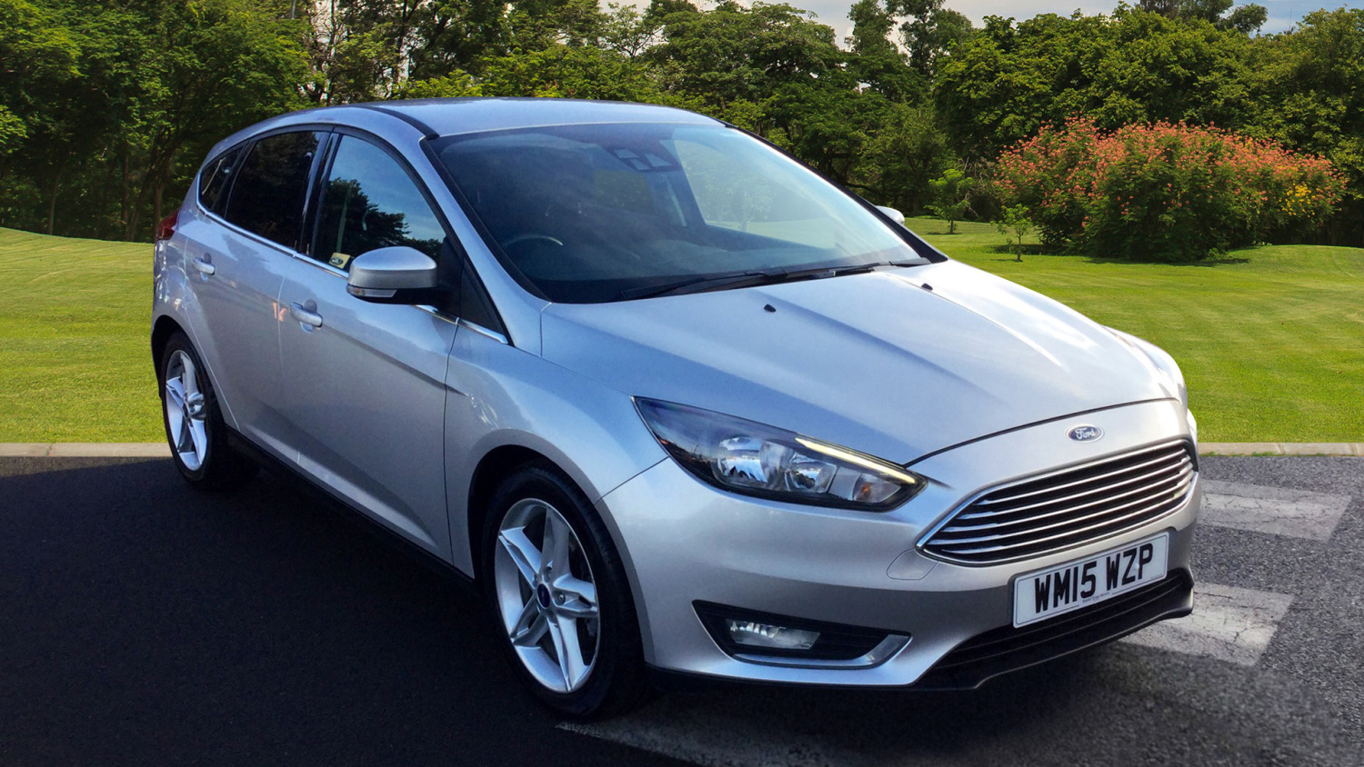 used ford focus 1 6 tdci 115 titanium 5dr diesel hatchback for sale bristol street motors. Black Bedroom Furniture Sets. Home Design Ideas