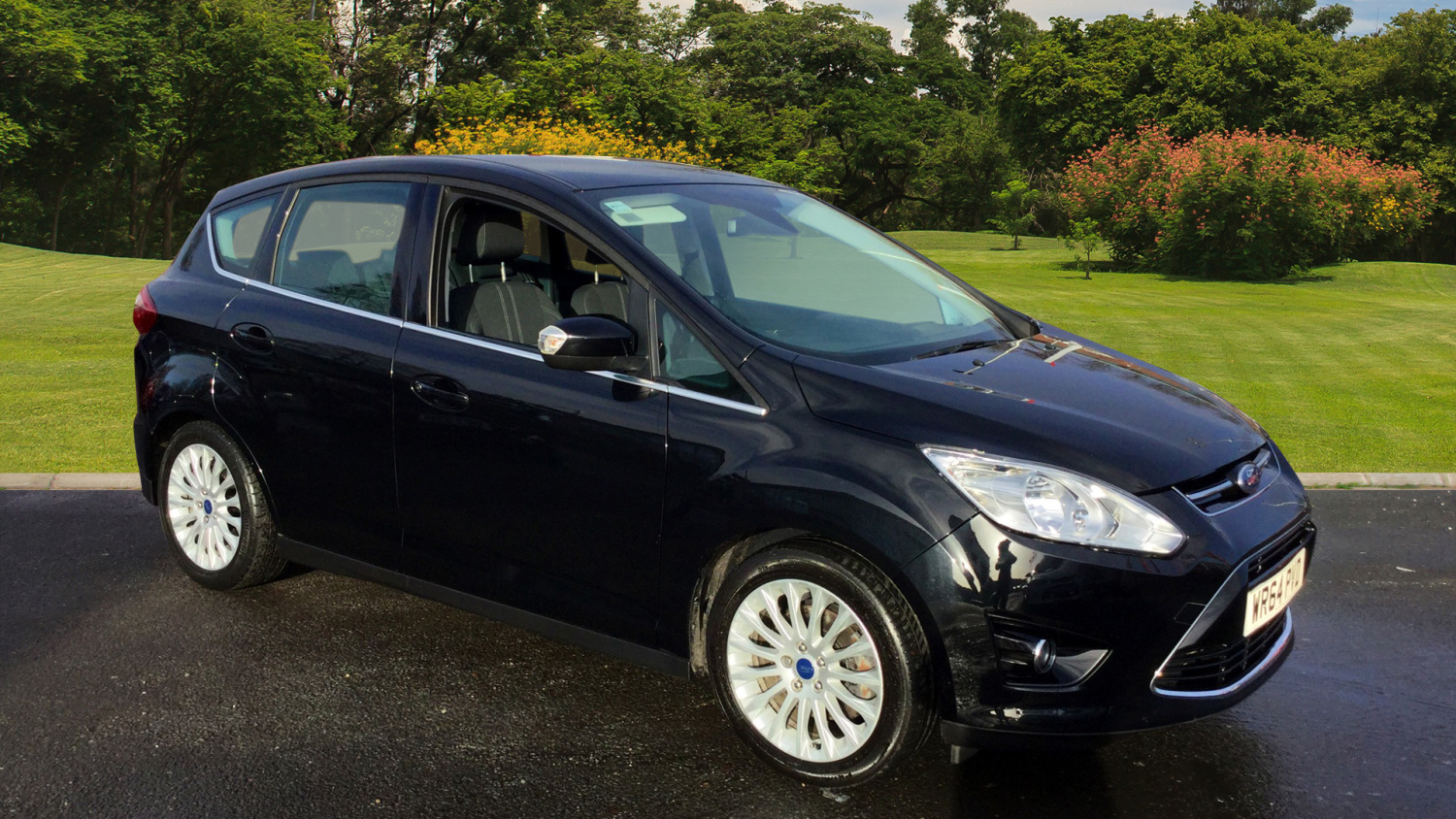 buy online ford c max 2 0 tdci titanium 5dr powershift diesel estate for sale bristol street. Black Bedroom Furniture Sets. Home Design Ideas