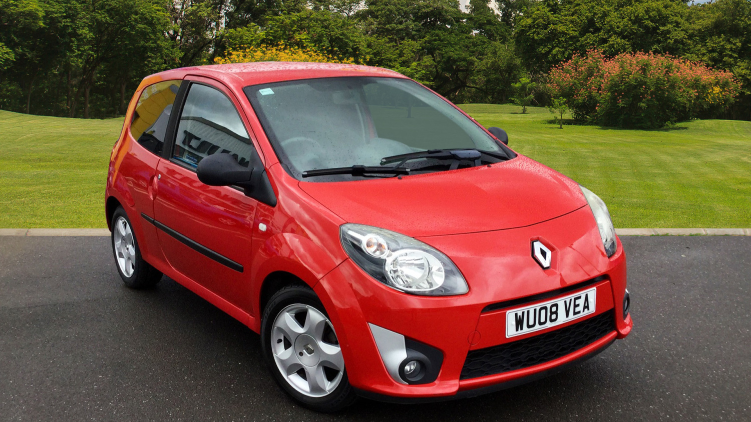used renault twingo 1 2 16v dynamique 3dr petrol hatchback for sale bristol street motors. Black Bedroom Furniture Sets. Home Design Ideas