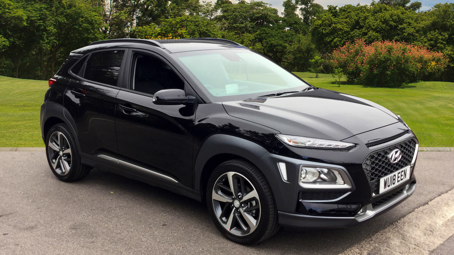 used hyundai kona 1 0t gdi blue drive premium se 5dr petrol hatchback for sale bristol street. Black Bedroom Furniture Sets. Home Design Ideas