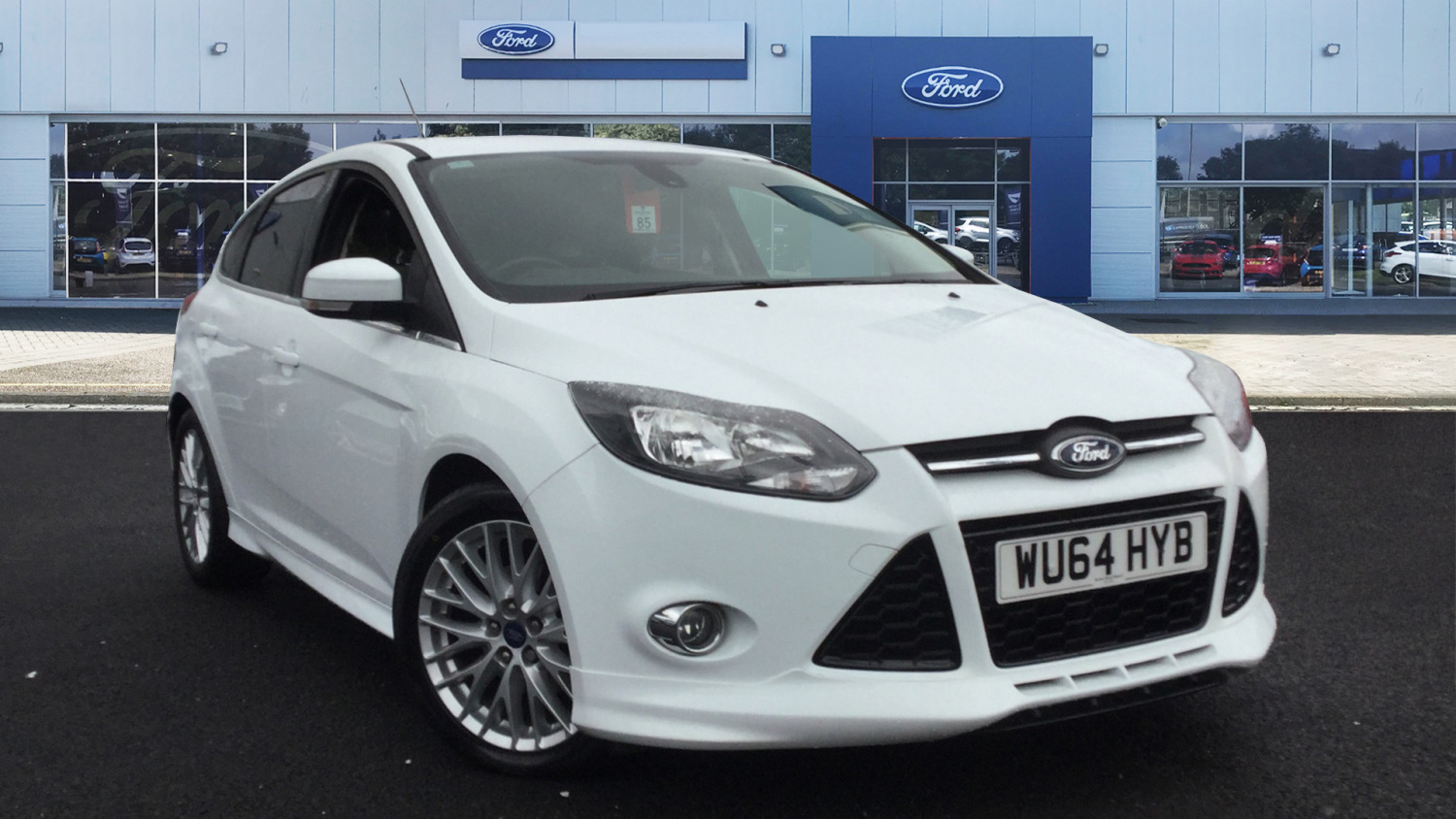 used ford focus 1 6 tdci 115 zetec s 5dr diesel hatchback for sale bristol street motors. Black Bedroom Furniture Sets. Home Design Ideas