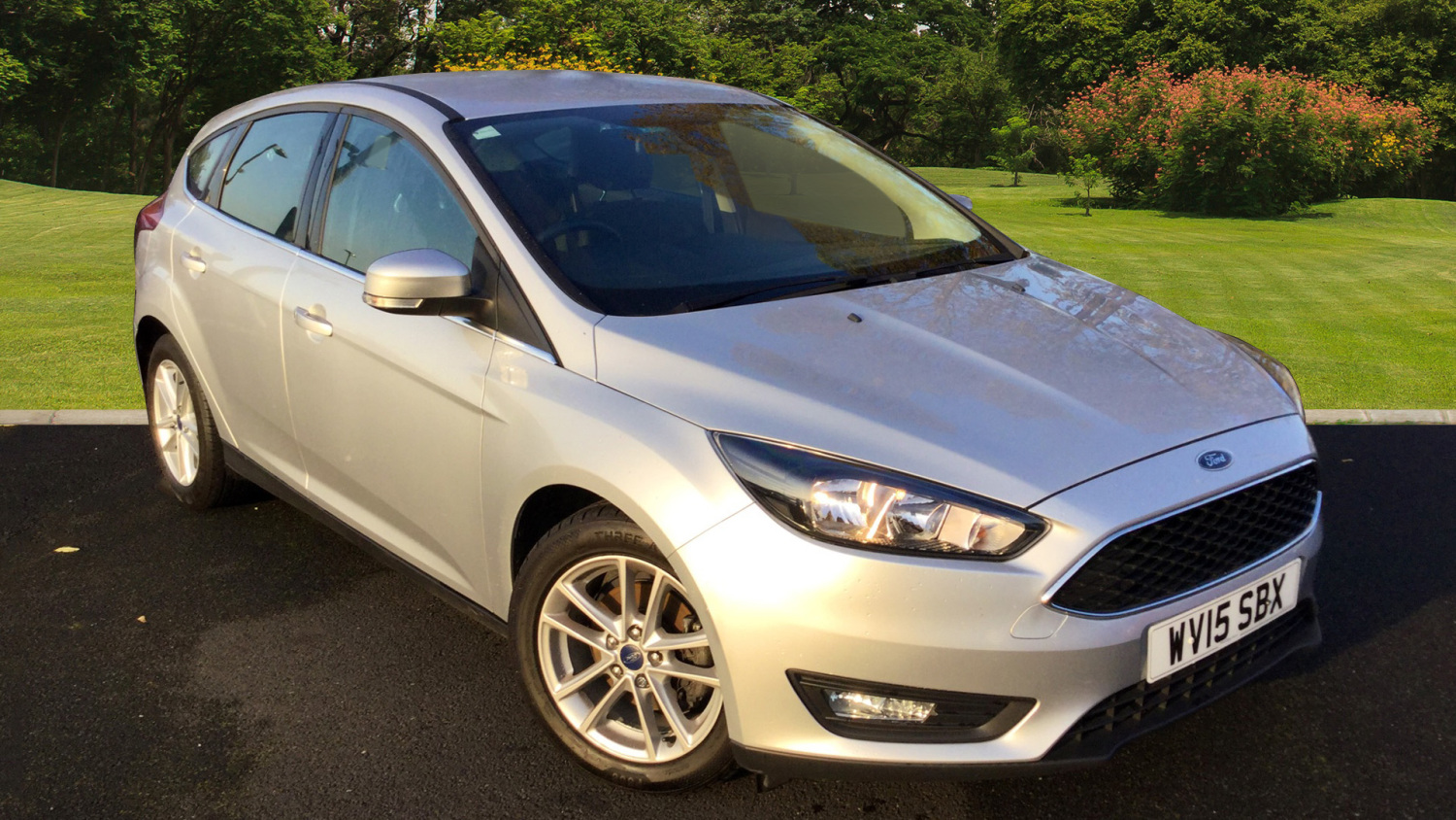 used ford focus 1 6 tdci 115 zetec 5dr diesel hatchback for sale bristol street motors. Black Bedroom Furniture Sets. Home Design Ideas