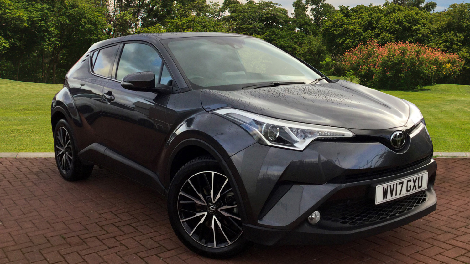 used toyota c hr 1 2t excel 5dr cvt awd petrol hatchback for sale bristol street motors. Black Bedroom Furniture Sets. Home Design Ideas