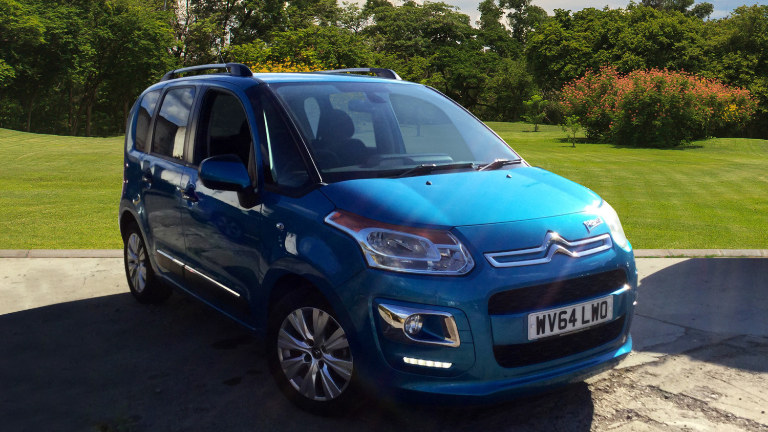 used citroen c3 picasso 1 6 hdi 8v exclusive 5dr diesel estate for sale bristol street motors. Black Bedroom Furniture Sets. Home Design Ideas