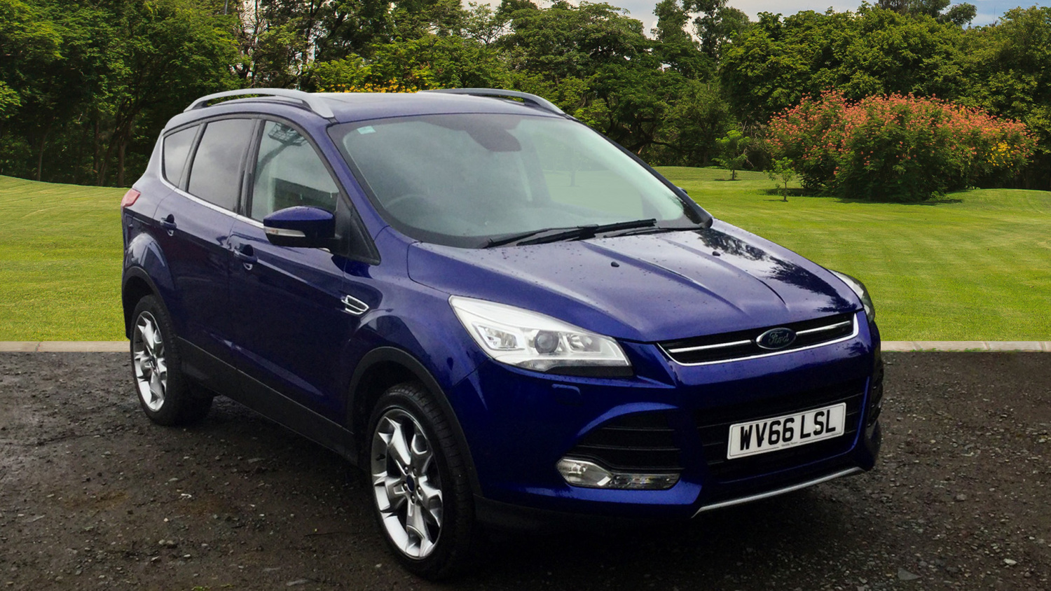 used ford kuga 2 0 tdci 180 titanium x sport 5dr diesel. Black Bedroom Furniture Sets. Home Design Ideas