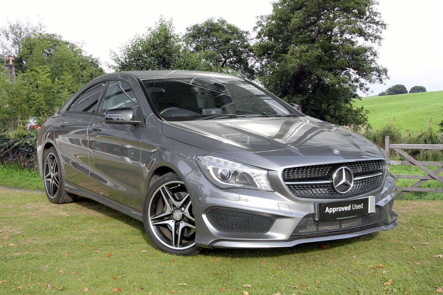 used mercedes benz cla cla 250 amg sport 4matic 4dr tip auto petrol saloon for sale bristol. Black Bedroom Furniture Sets. Home Design Ideas