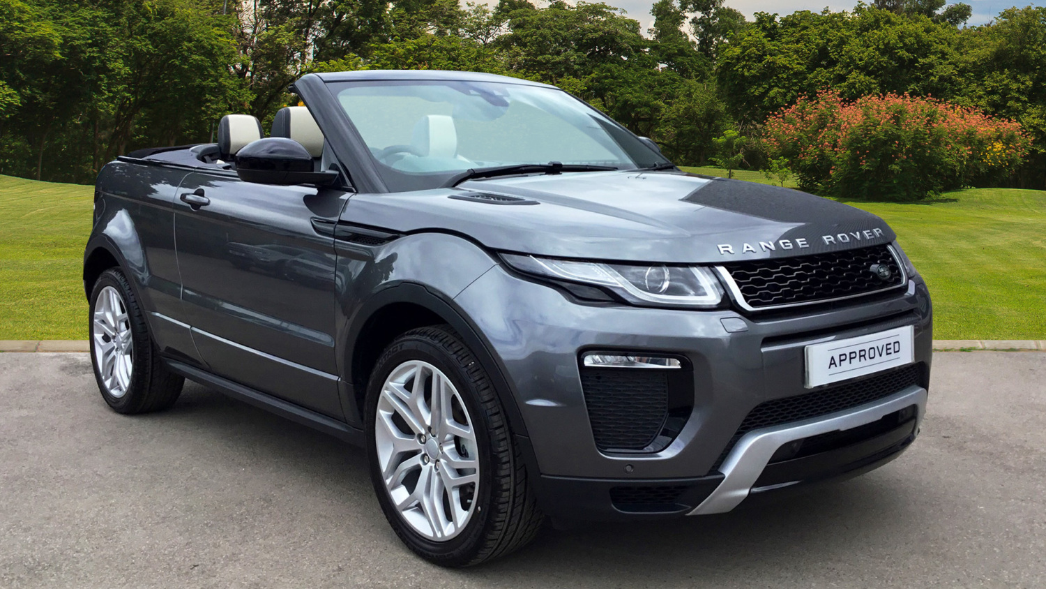 used land rover range rover evoque convertible 2 0 td4 hse dynamic 2dr auto diesel convertible. Black Bedroom Furniture Sets. Home Design Ideas