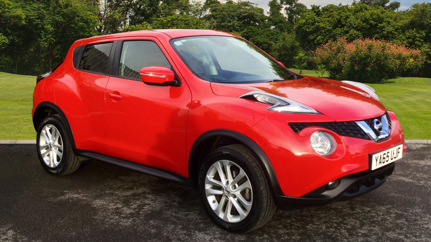 used nissan juke 1 5 dci acenta 5dr diesel hatchback for sale bristol street motors. Black Bedroom Furniture Sets. Home Design Ideas