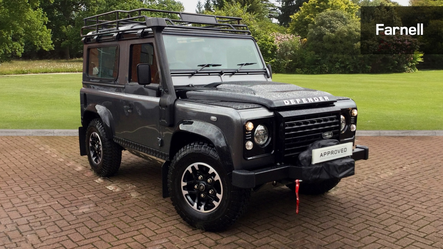 Used Land Rover Defender 110 Lwb Diesel Special Editions