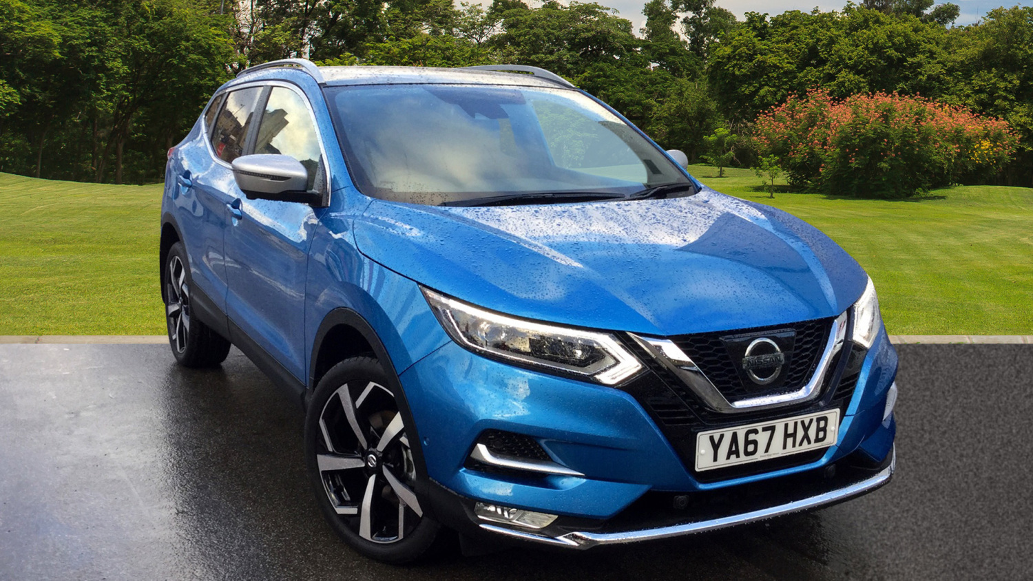 used nissan qashqai 1 6 dci tekna 5dr diesel hatchback for sale bristol street motors. Black Bedroom Furniture Sets. Home Design Ideas