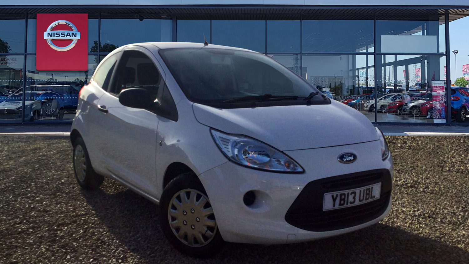 Used Ford Ka  Dr Start Stop Petrol Hatchback For Sale Bristol Street Motors