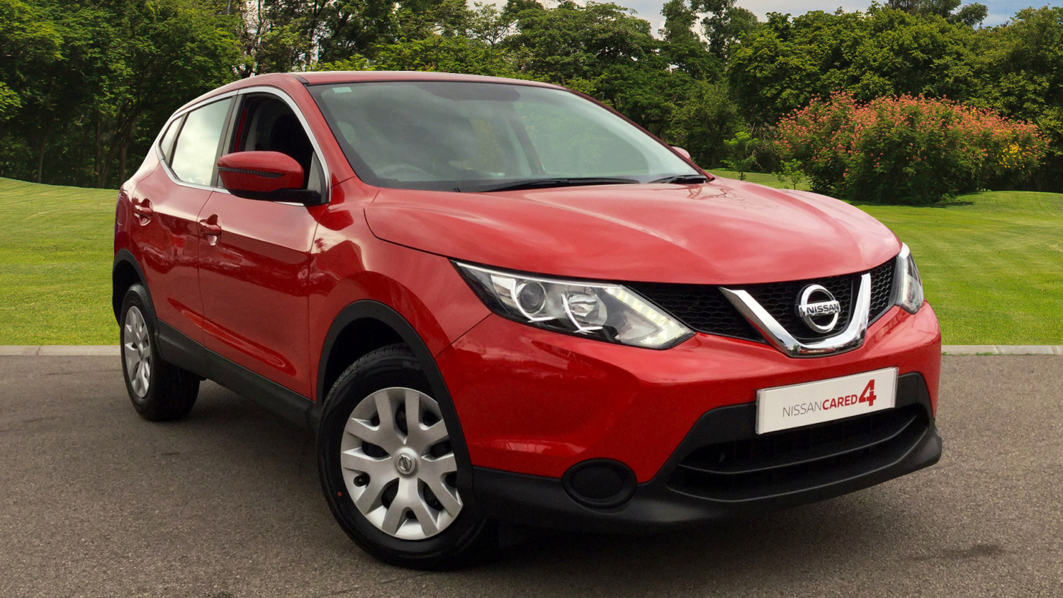 used nissan qashqai 1 5 dci visia 5dr diesel hatchback for. Black Bedroom Furniture Sets. Home Design Ideas