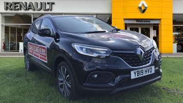 Used Renault Kadjar in Derby | Bristol Street Motors