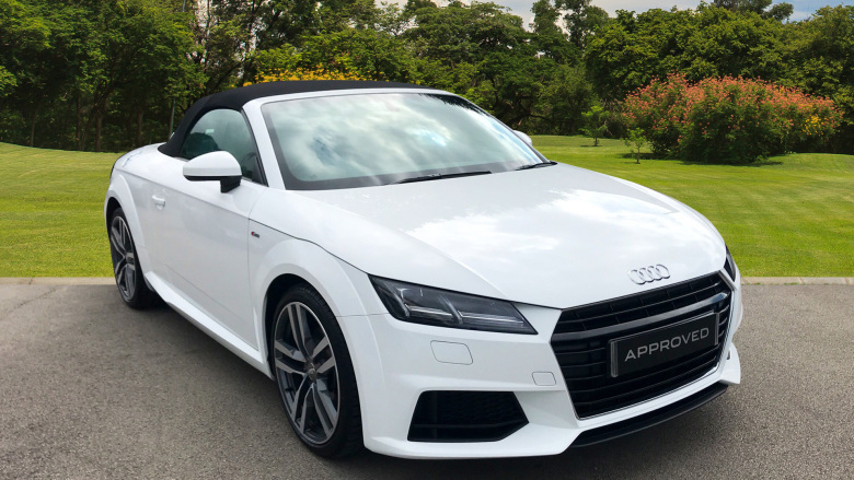 Buy Online Audi TT 2.0 TDI Ultra S Line 2dr Diesel ...