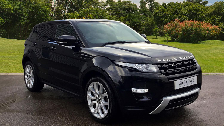 used land rover range rover evoque 2 2 sd4 dynamic 5dr auto diesel hatchback for sale bristol. Black Bedroom Furniture Sets. Home Design Ideas