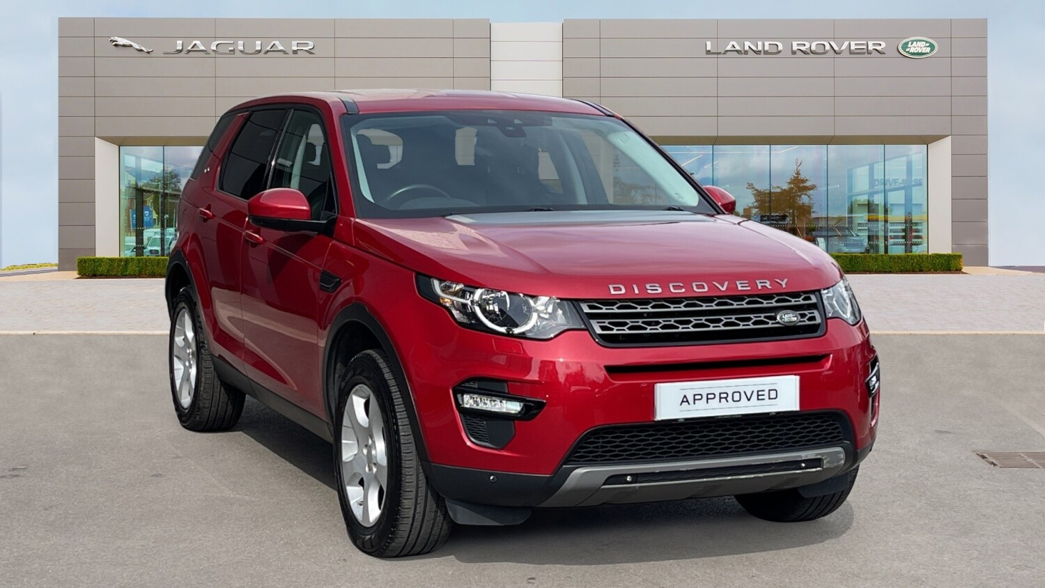 Used Land Rover Discovery Sport 2 0 Td4 180 Se Tech 5dr