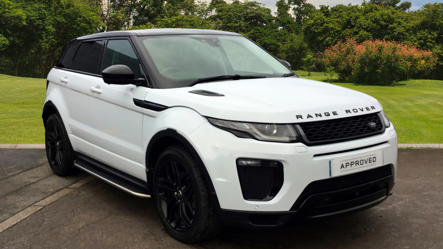 buy online land rover range rover evoque 2 0 td4 hse dynamic lux 5dr auto diesel hatchback for. Black Bedroom Furniture Sets. Home Design Ideas
