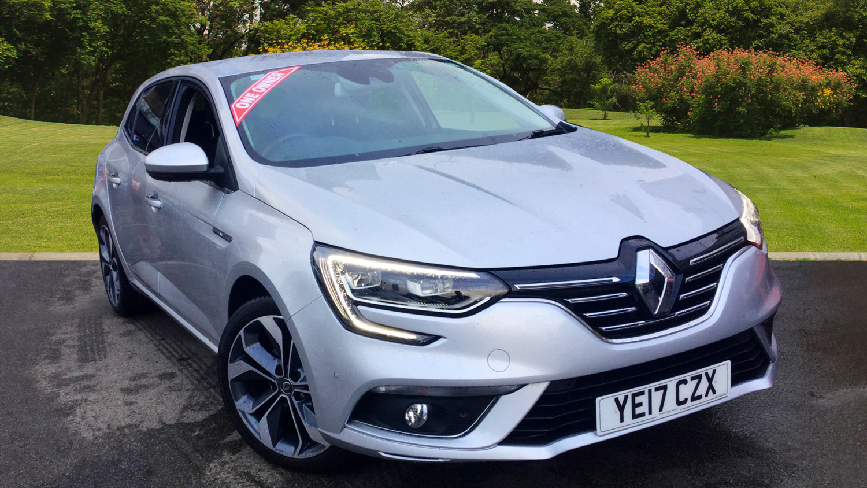 Signature Auto Sales >> Used Renault Megane 1.5 Dci Signature Nav 5Dr Auto Diesel Hatchback for Sale | Bristol Street Motors