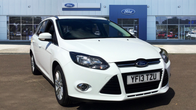Ford Focus 1.6 TDCi Titanium ECOnetic 5dr Diesel Estate