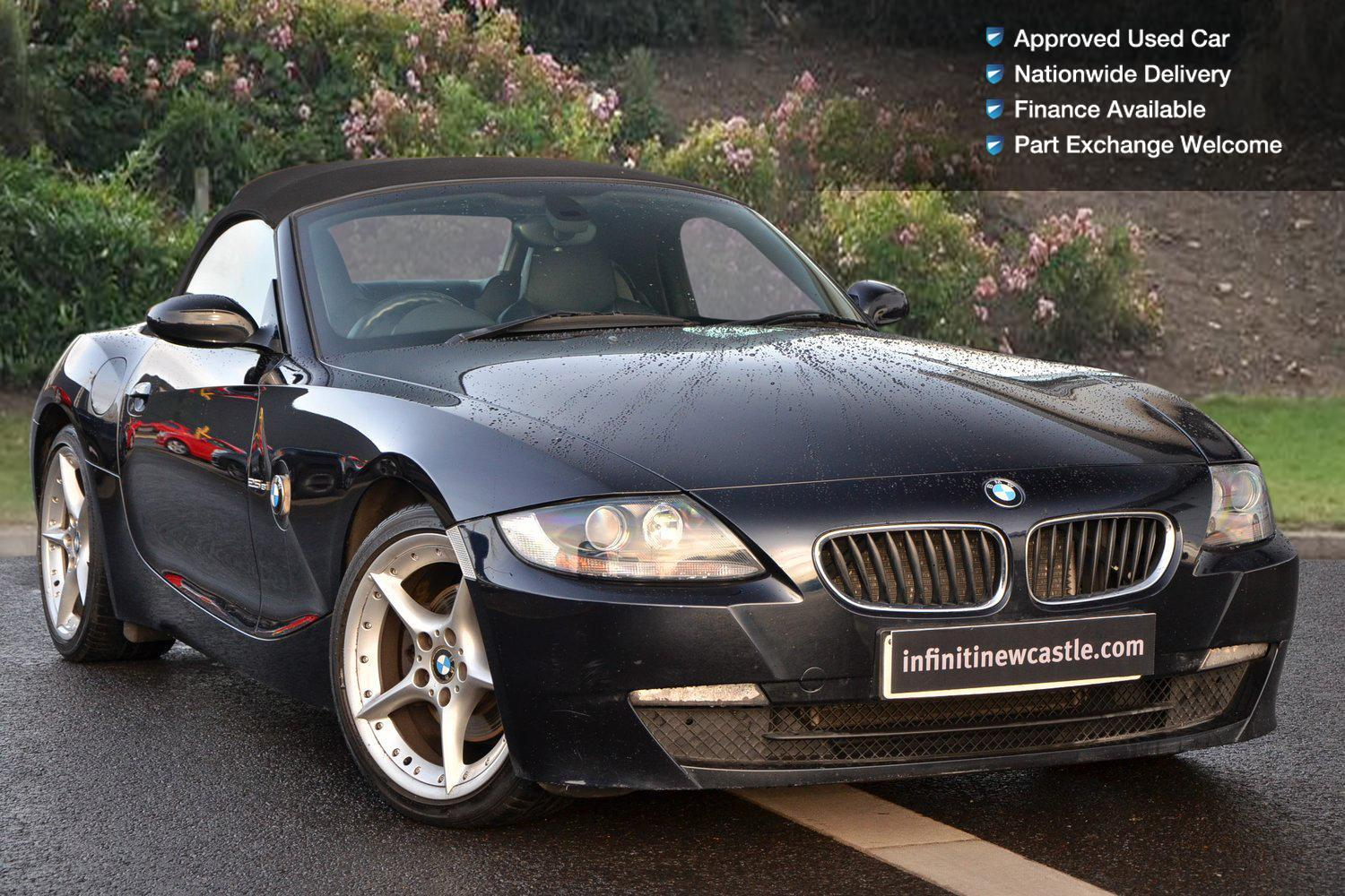Used Bmw Z4 2 5si Sport 2dr Auto Petrol Roadster For Sale