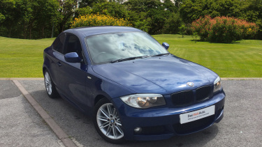BMW 1 Series 120d M Sport 2dr Step Auto Diesel Coupe