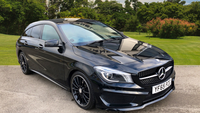Used mercedes benz cla cla 220d amg sport 5dr tip auto for Mercedes benz cla for sale uk