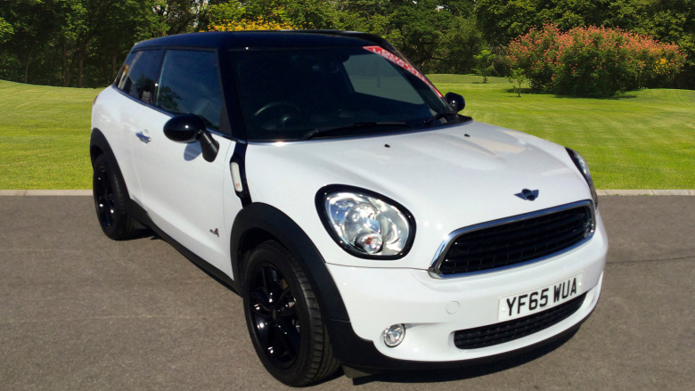 Buy Online Mini Paceman 16 Cooper D All4 3dr Diesel Coupe For Sale