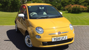 Fiat 500 1.2 Colour Therapy 3dr Petrol Hatchback