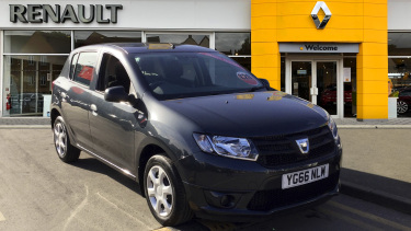 Dacia Sandero 0.9 TCe Ambiance 5dr [Start Stop] Petrol Hatchback