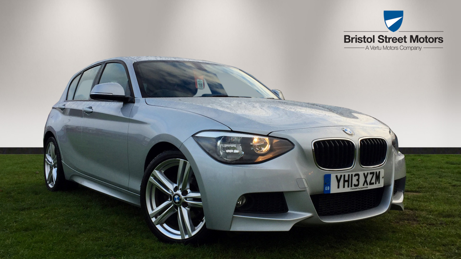 used bmw 1 series 116d m sport 5dr diesel hatchback for sale bristol street motors. Black Bedroom Furniture Sets. Home Design Ideas