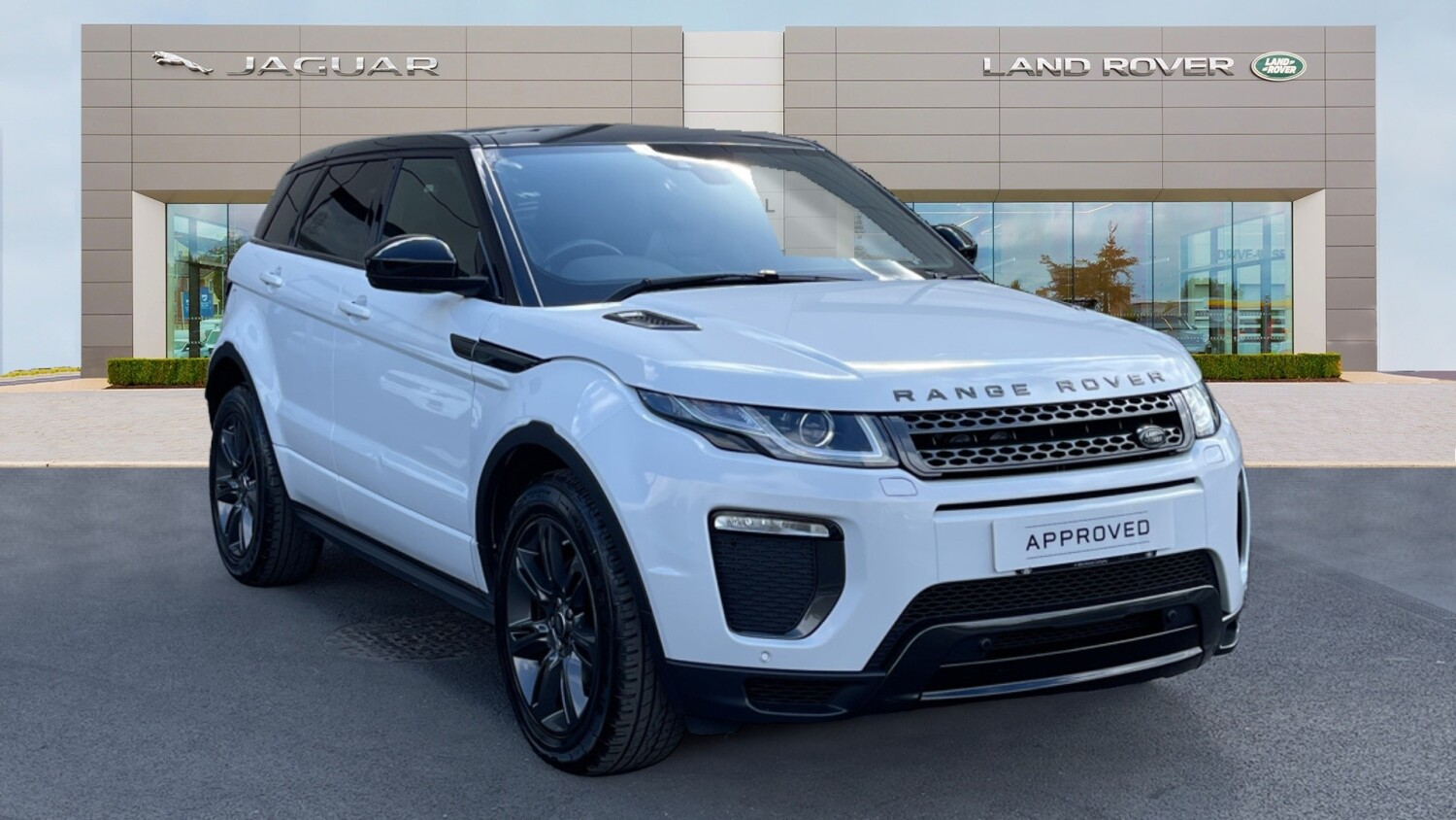 used land rover range rover evoque 2 0 td4 landmark 5dr auto diesel hatchback for sale bristol. Black Bedroom Furniture Sets. Home Design Ideas
