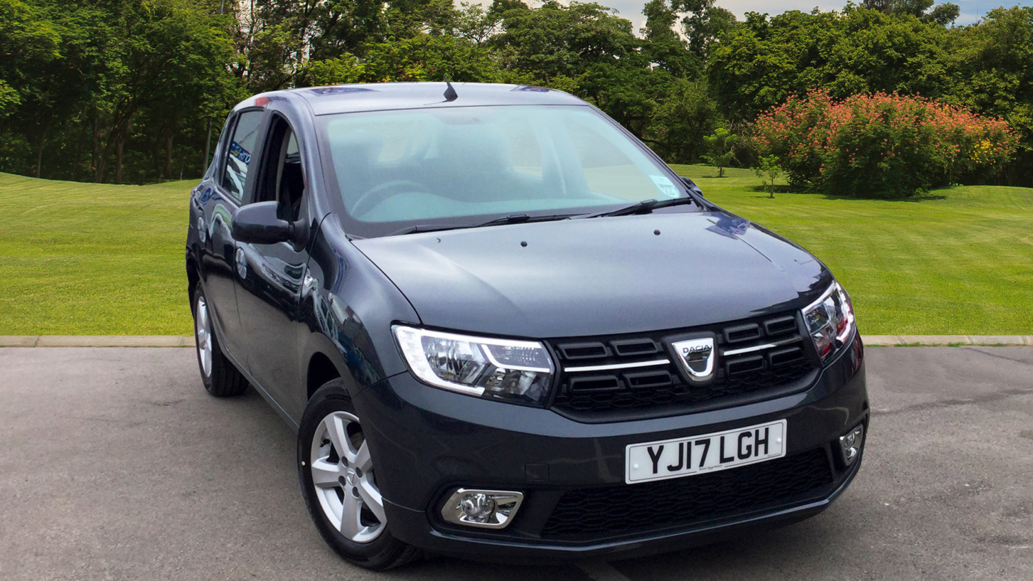 used dacia sandero 1 5 dci laureate 5dr diesel hatchback for sale bristol street motors. Black Bedroom Furniture Sets. Home Design Ideas