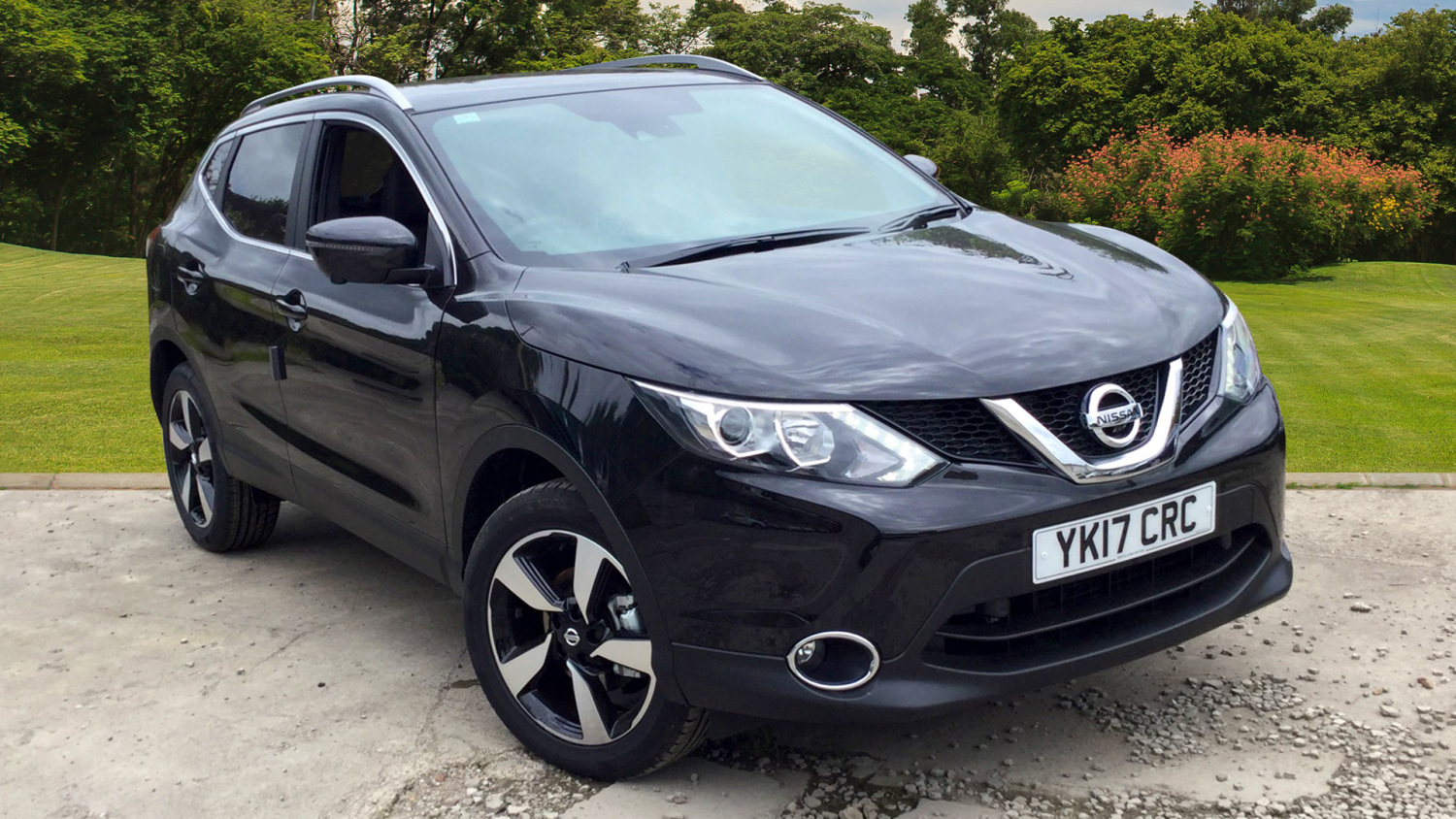 used nissan qashqai 1 5 dci n vision 5dr diesel hatchback for sale bristol street motors. Black Bedroom Furniture Sets. Home Design Ideas