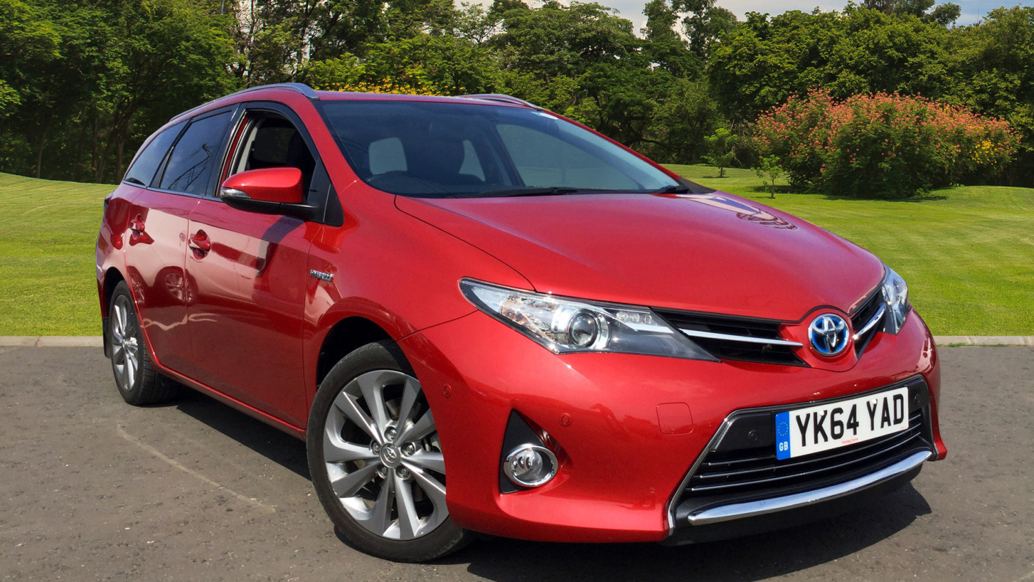 used toyota auris 1 8 vvti hybrid excel 5dr cvt auto hybrid estate for sale bristol street motors. Black Bedroom Furniture Sets. Home Design Ideas