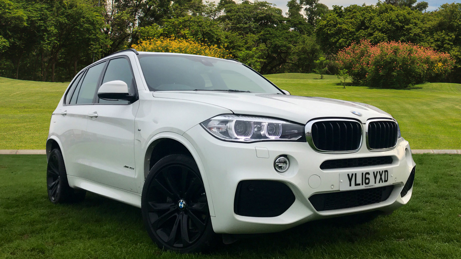 Used Bmw X5 Xdrive30d M Sport 5dr Auto Diesel Estate For Sale Bristol Street Motors
