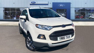 Ford EcoSport 1.5 Titanium 5dr Powershift [17in] Petrol Hatchback