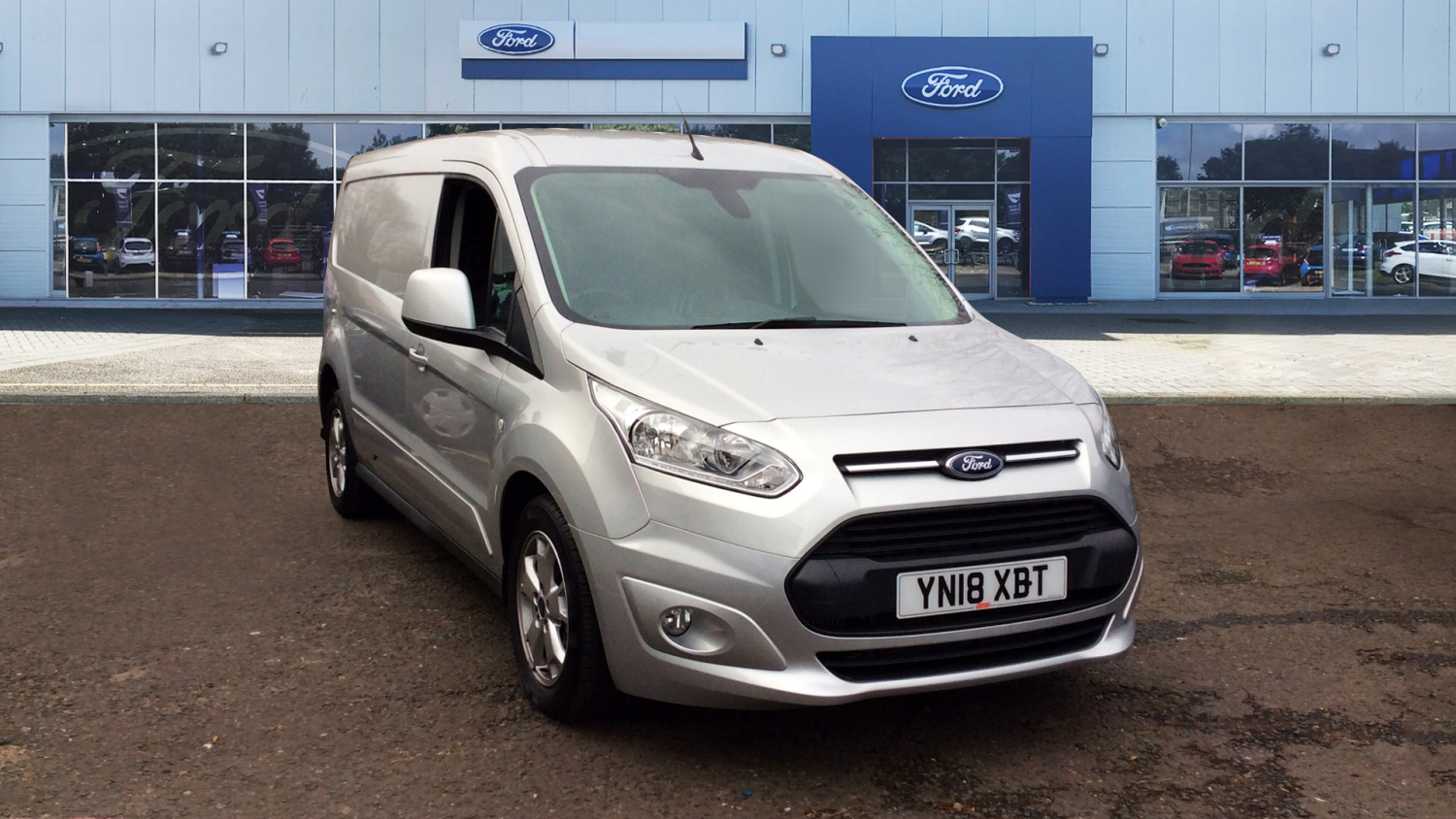 c7df9390cb Used Ford Transit Connect 240 L2 Diesel 1.5 EcoBlue 120ps Limited ...